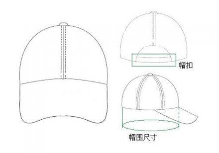 定做帽子公司新诠释,帽子尺码和帽子尾扣分类